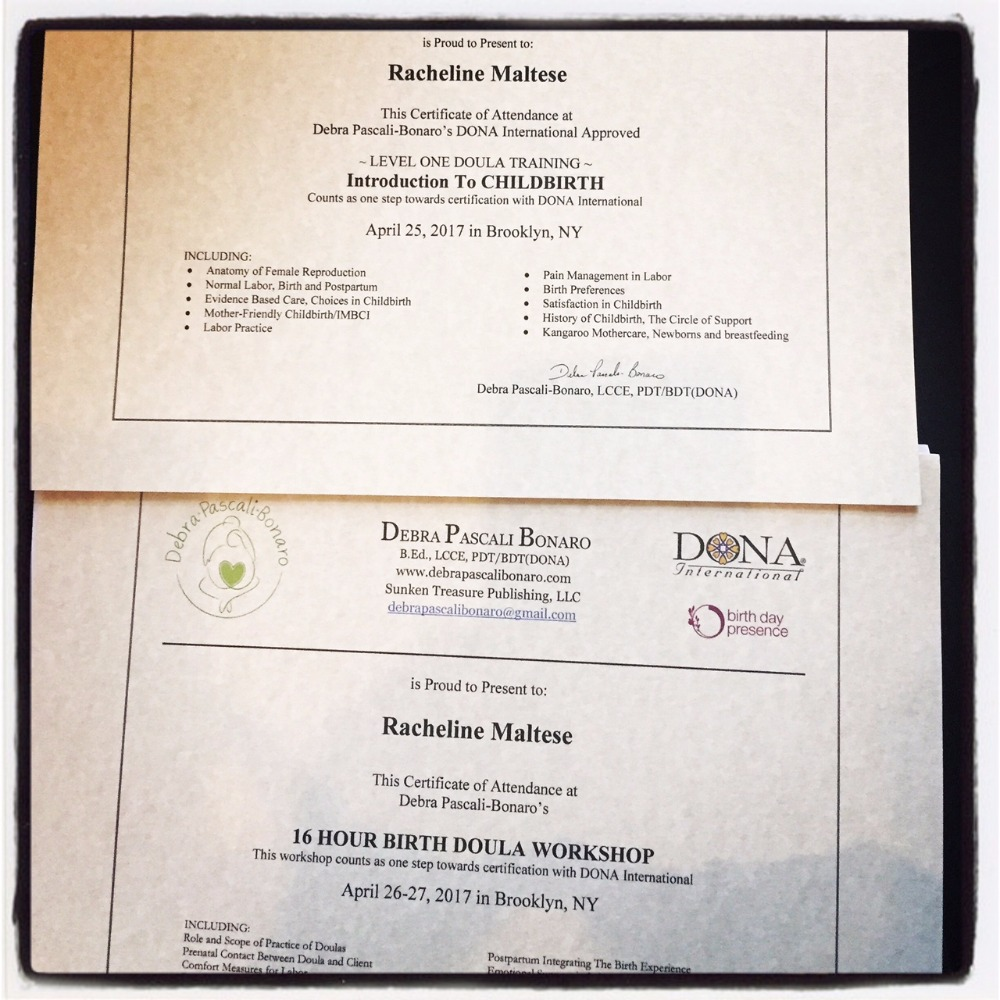 Fundraiser by racheline maltese birth and death doula education doula training certificates aiddatafo Image collections