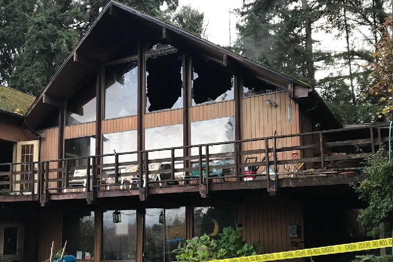 Fundraiser by Evonne Cortelyou : Lehet home destroyed by Fire!