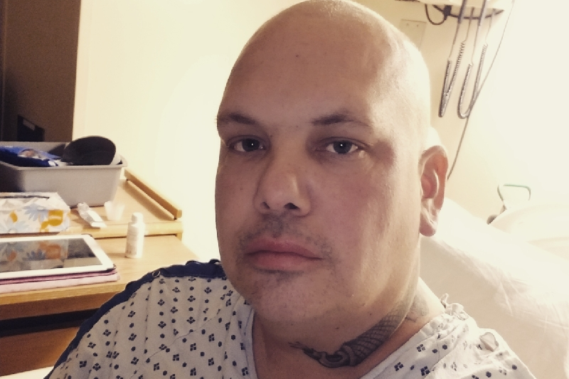 Fundraiser by Mark Allen : Help Mark Fight Stage 3 Cancer!