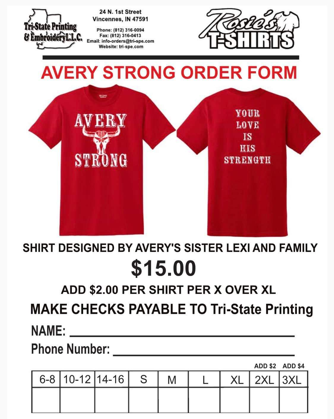 Fundraiser for Brent Pond by Dawn Rickard Hartley : Averys